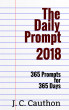 The Daily Prompt 2018 by J. C. Cauthon