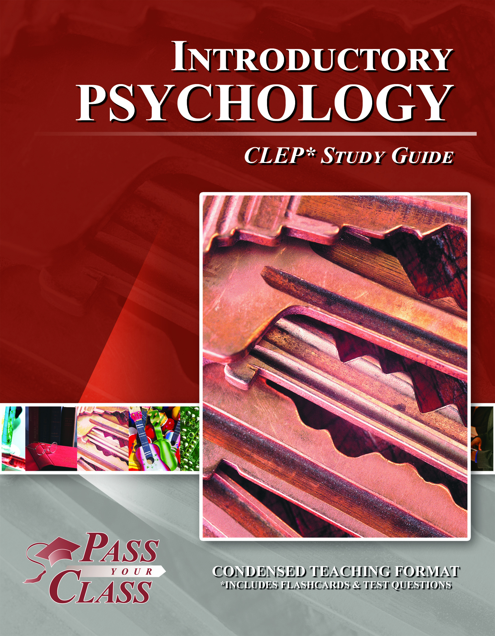 intro psychology clep Study flashcards on intro to psychology: chapter 3 at cramcom quickly memorize the terms, phrases and much more cramcom makes it easy to get the grade you want.