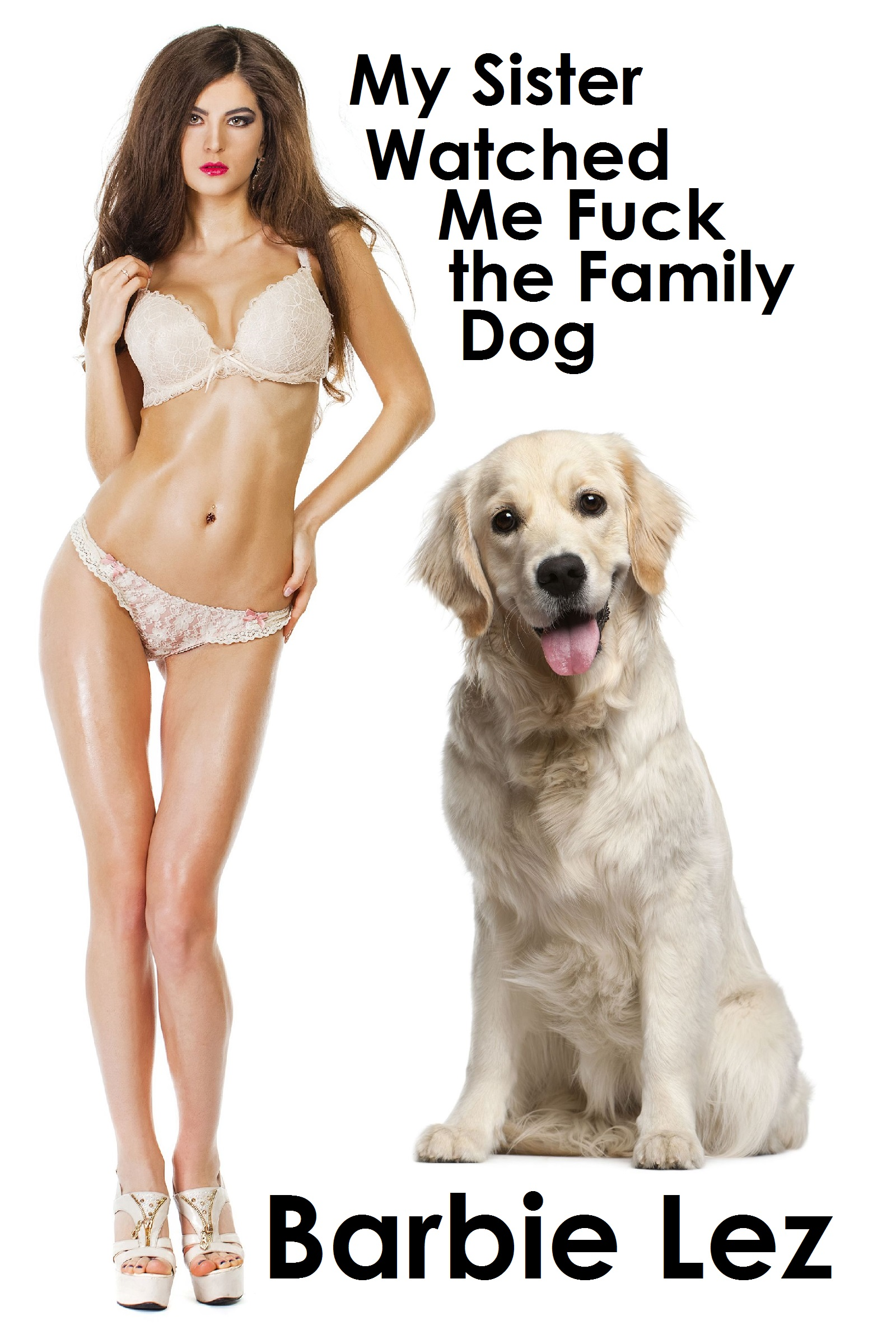 wife fucks family dog