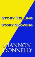 Cover for 'Story Telling; Story Showing'
