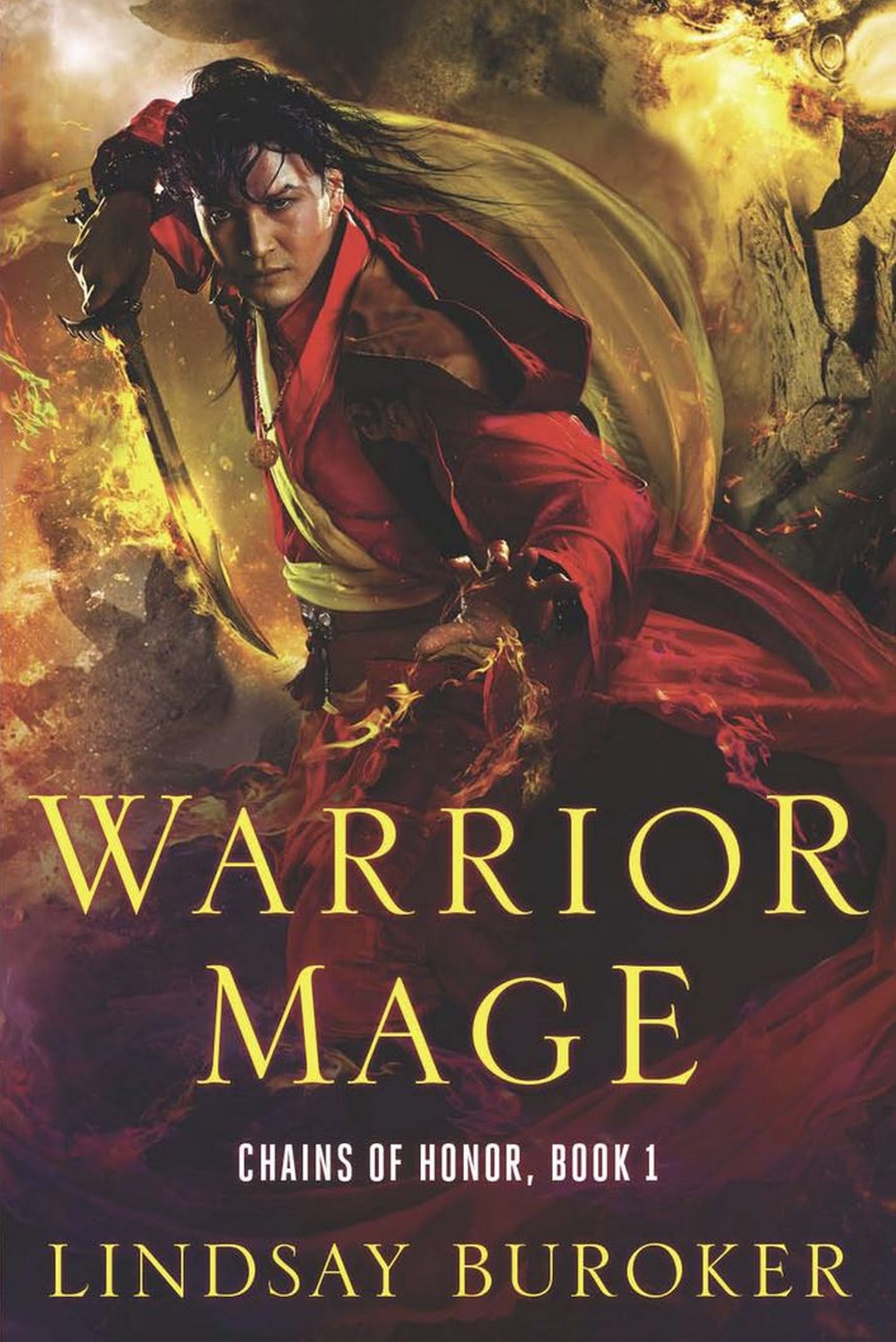 Warrior Mage (Chains of Honor, Book 1) (sst-xxx)