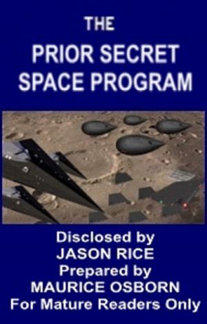 Smashwords – About Maurice Osborn, author of 'The Prior Secret Space