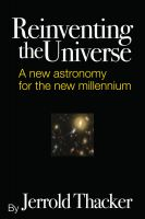 Cover for 'Reinventing the Universe'