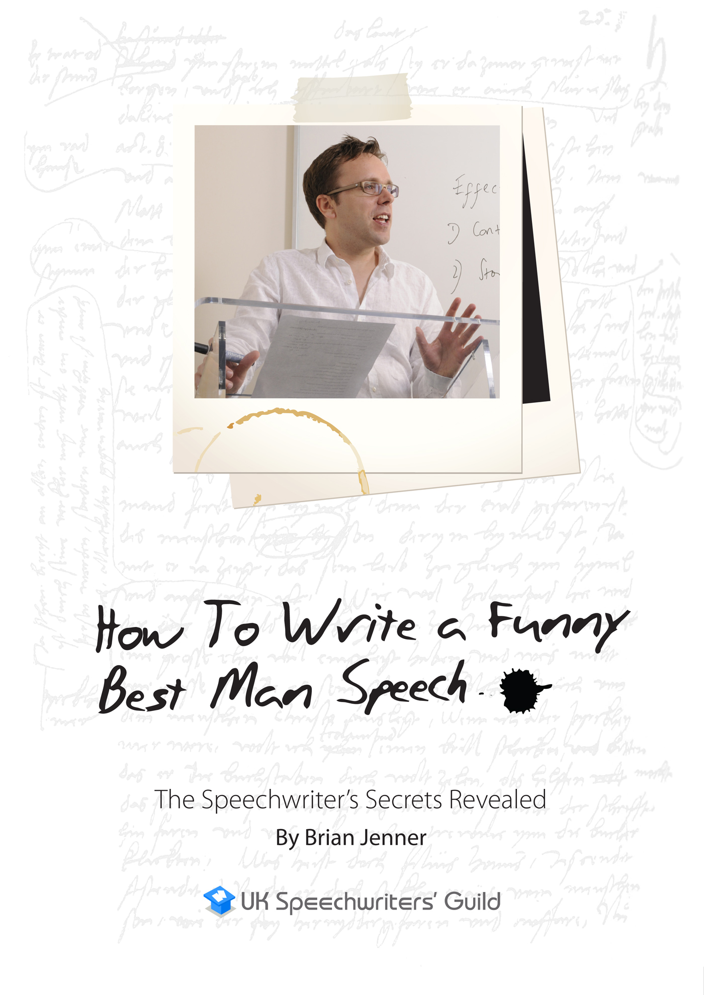 how to write a good speech