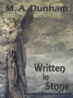 M.A. Dunham - Written in Stone