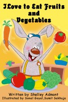 I Love to Eat Fruits and Vegetables cover