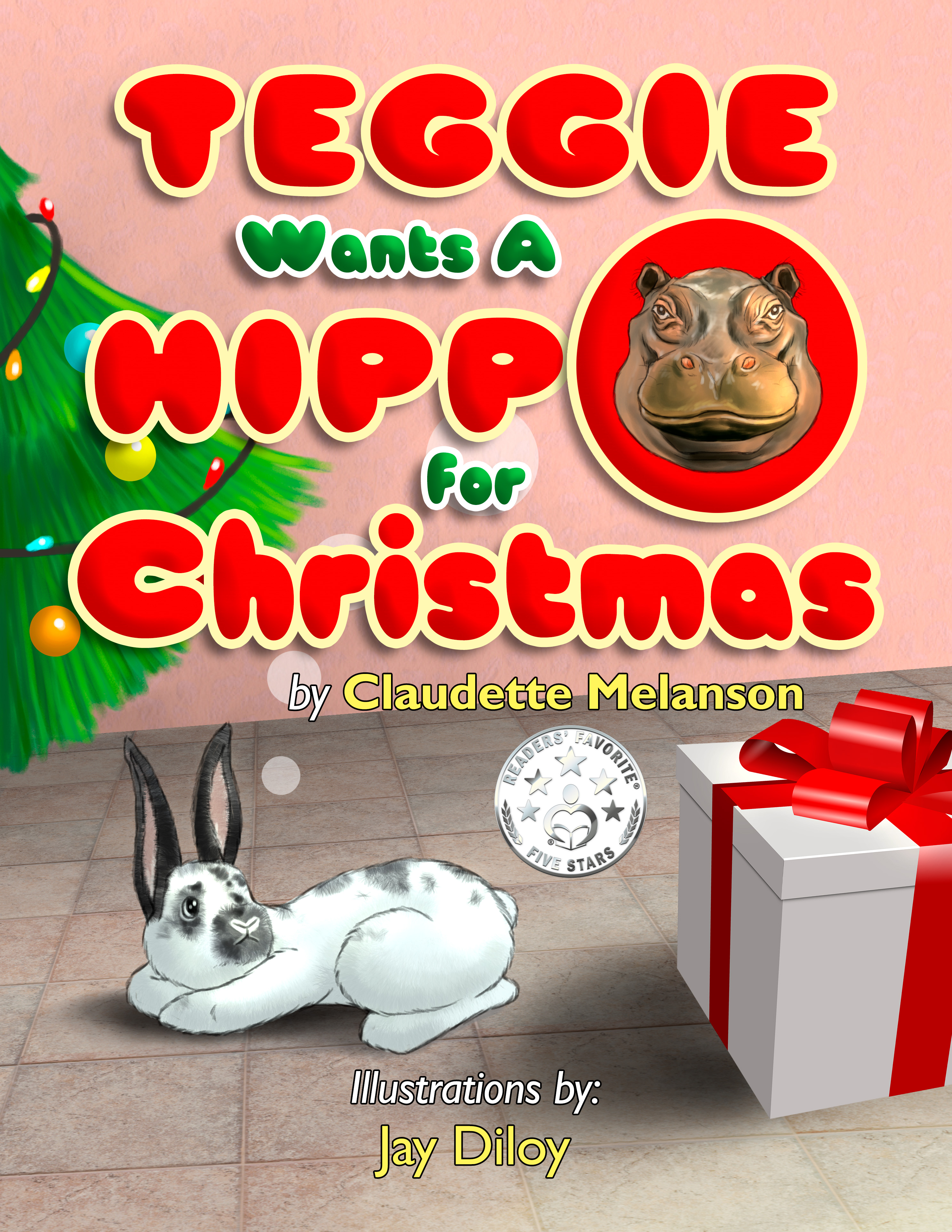 Hippo For Christmas.Teggie Wants A Hippo For Christmas An Ebook By Claudette Melanson