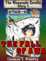 Cover for 'The Fall of Awa'