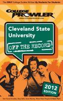 Ashley Ammond - Cleveland State University 2012