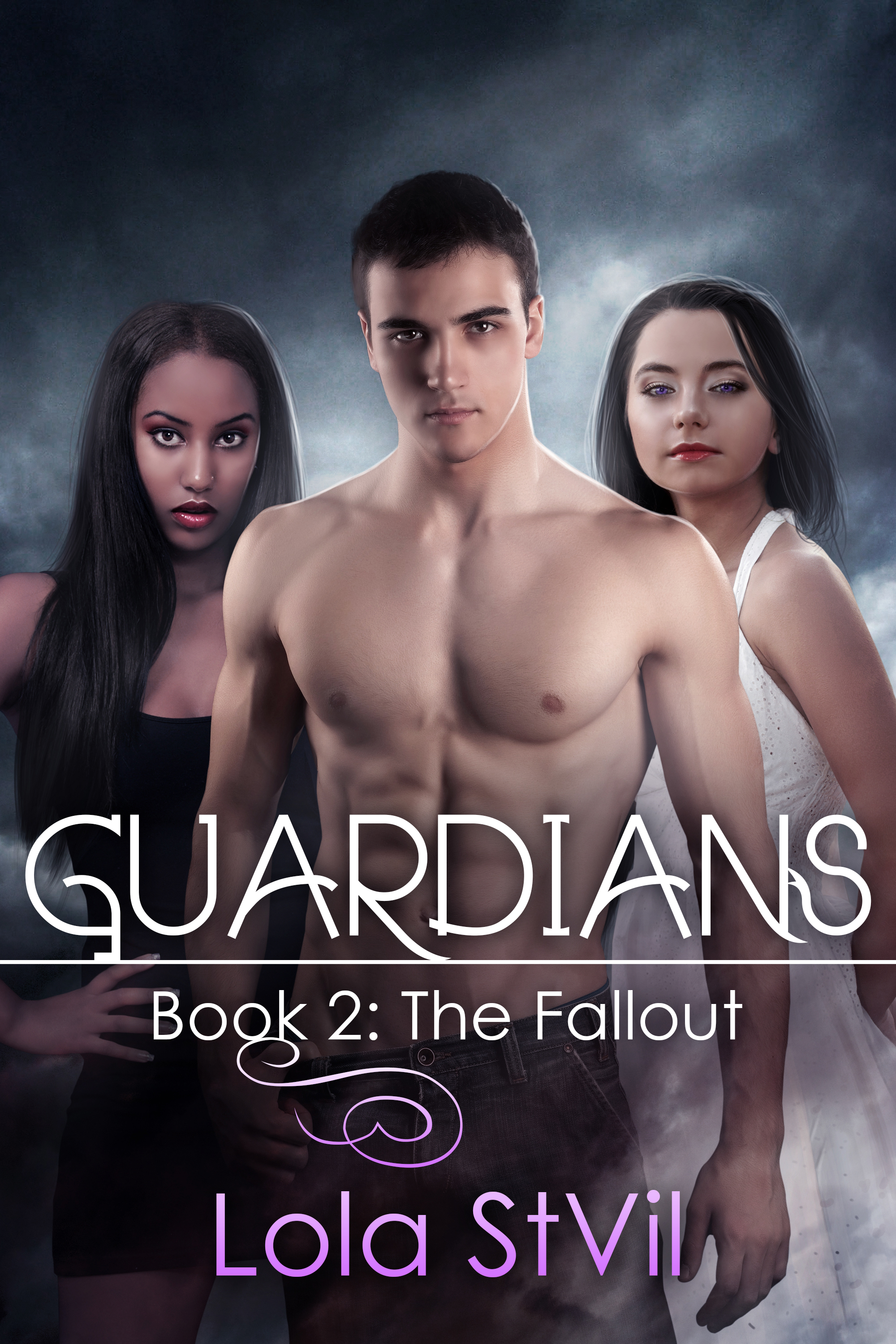 Guardians: The Fallout (book 2)