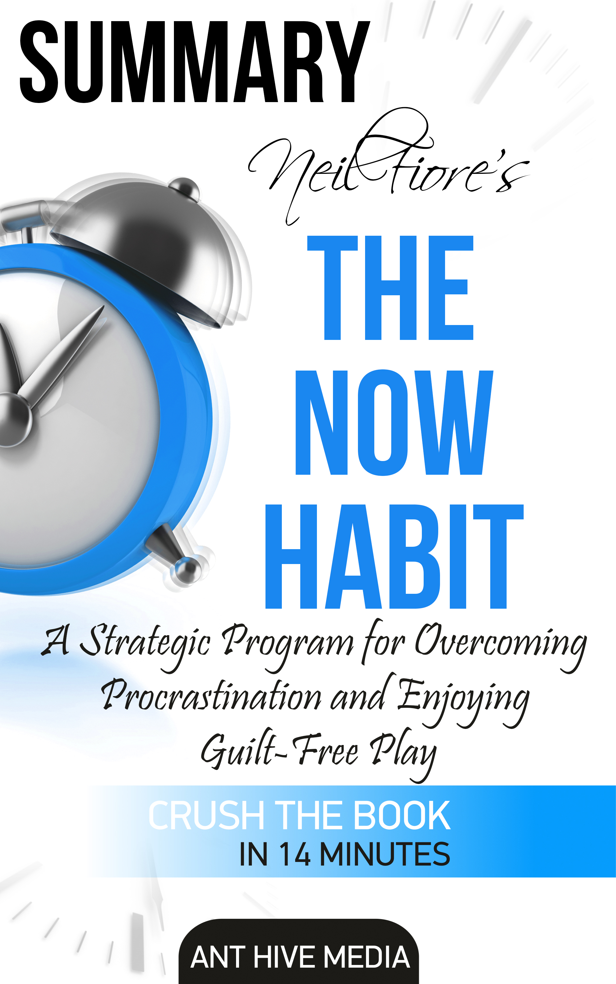Neil Fiore The Now Habit At Work Pdf