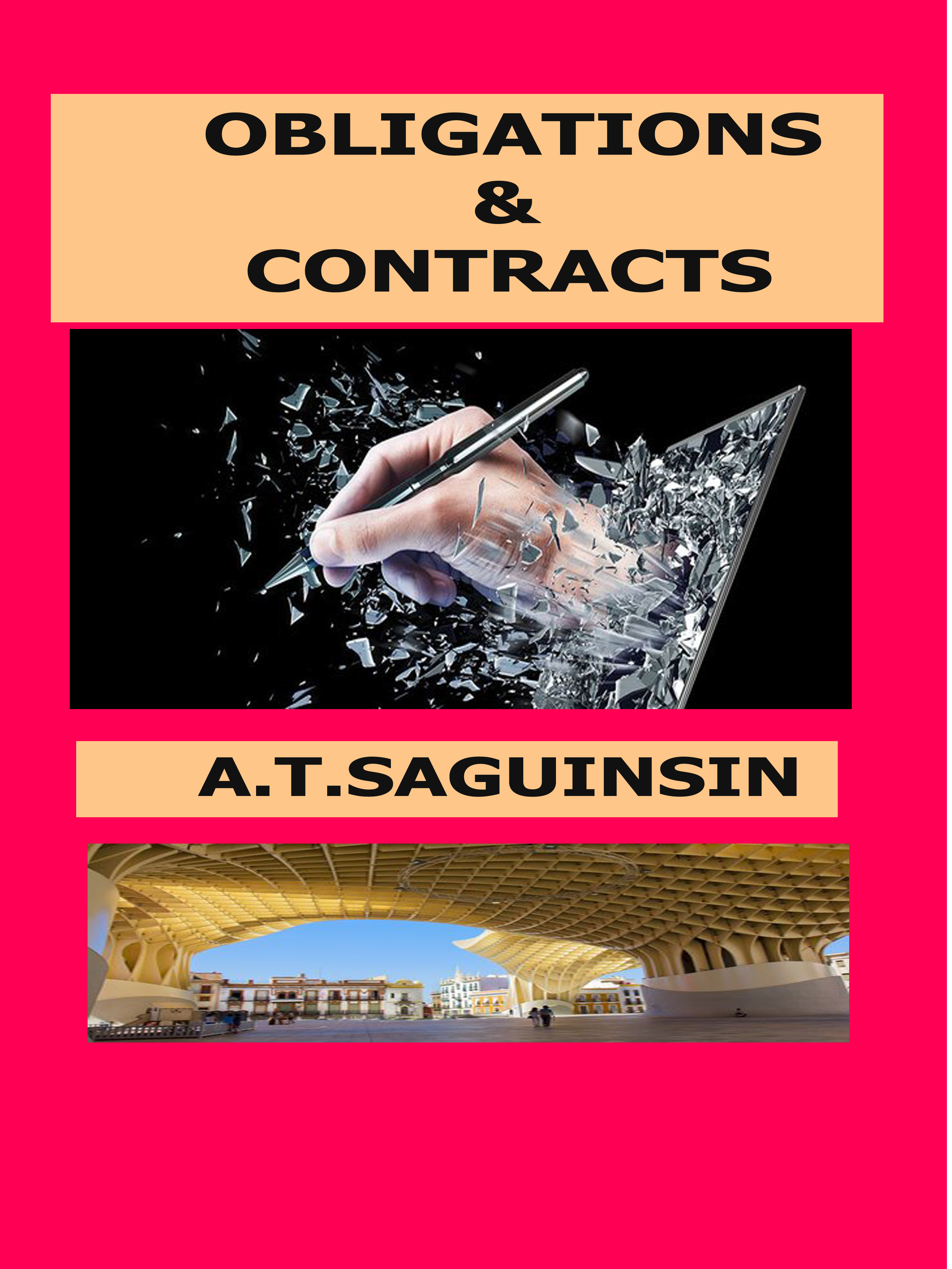 Obligations And Contracts Book