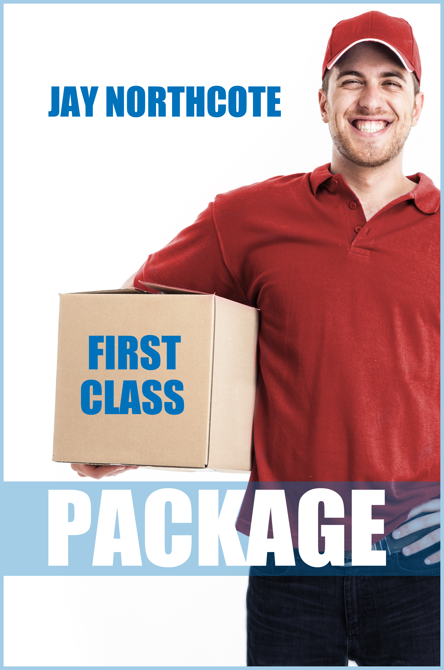 Image result for first class package jay northcote