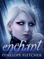 Cover for 'Enchant (Rae Wilder #3)'