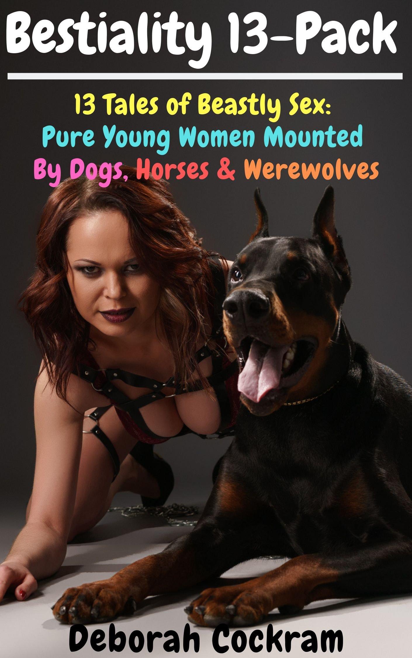 yong sex dog