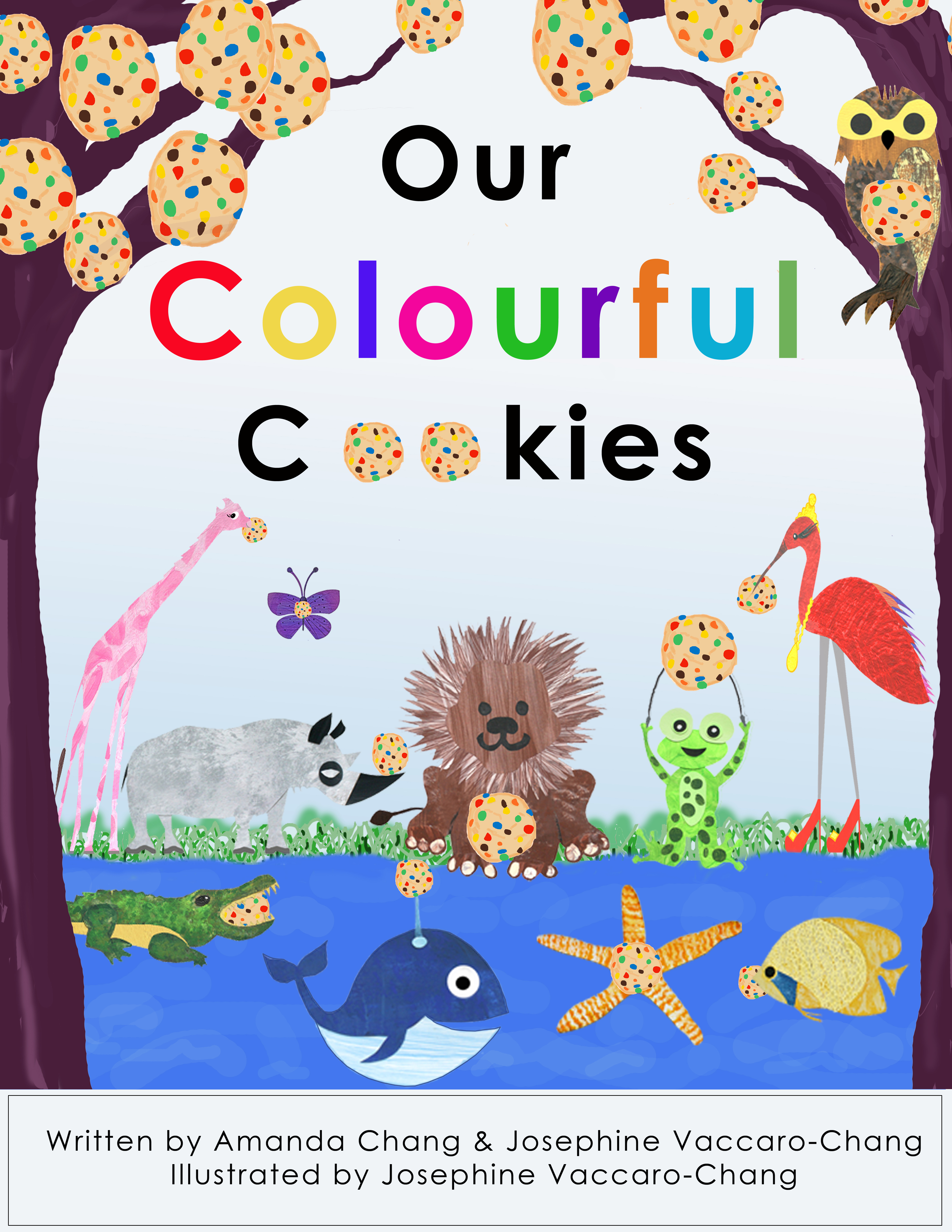 Cookies And Friends Book