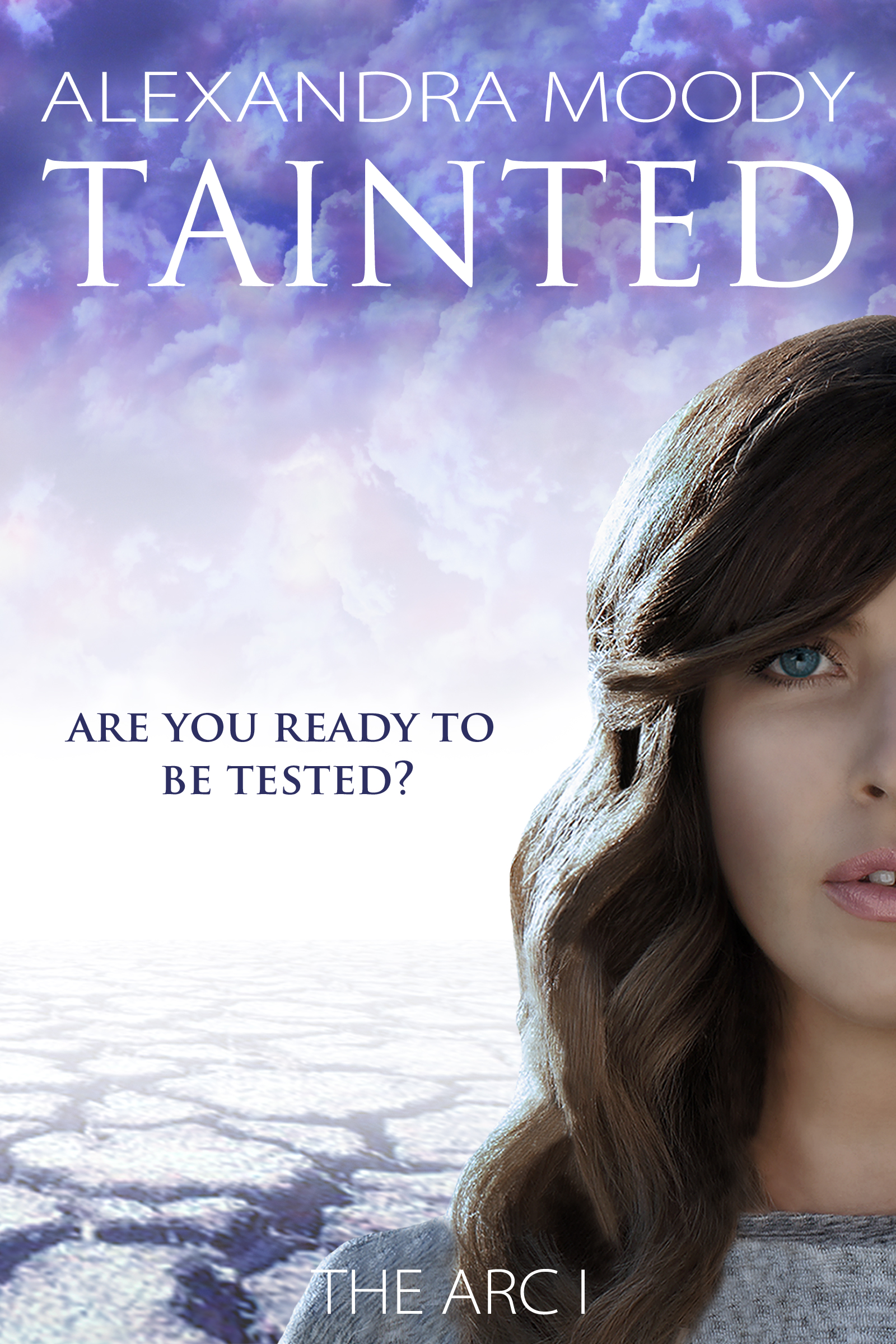 Tainted, Series: The Arc , Book 1, By Alexandra Moody, Free