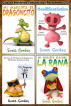 Cuatro Historias Fantásticas Para Niños 3-5 by Scott Gordon