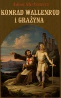 Cover for 'Konrad Wallenrod i Grazyna (lektury)'