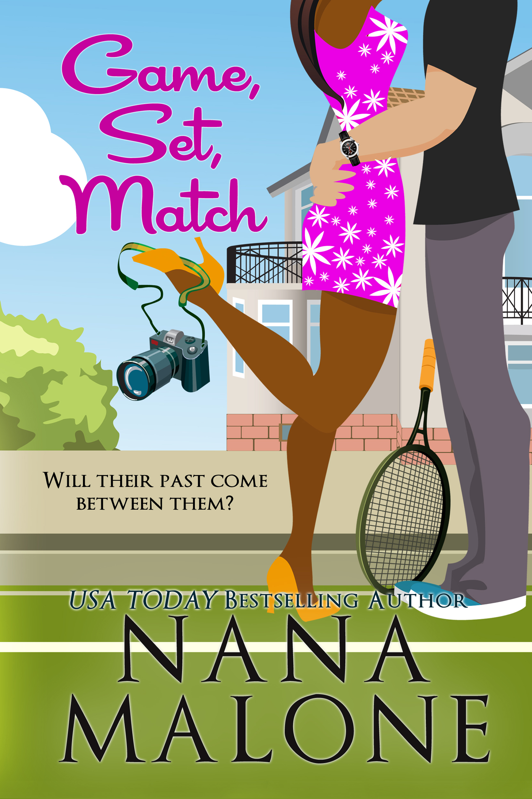 Game, Set, Match By Nana Malone
