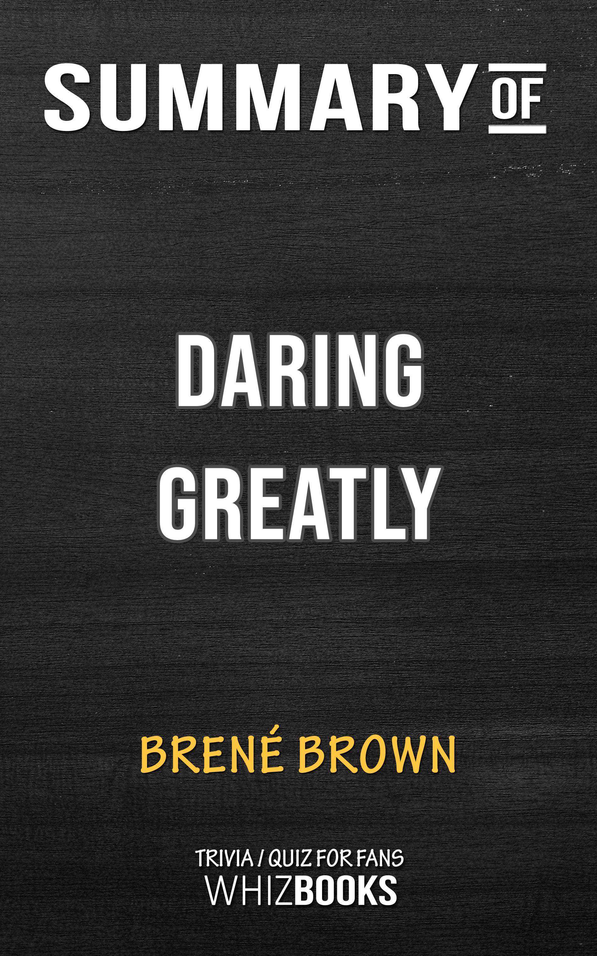 daring greatly brown bren