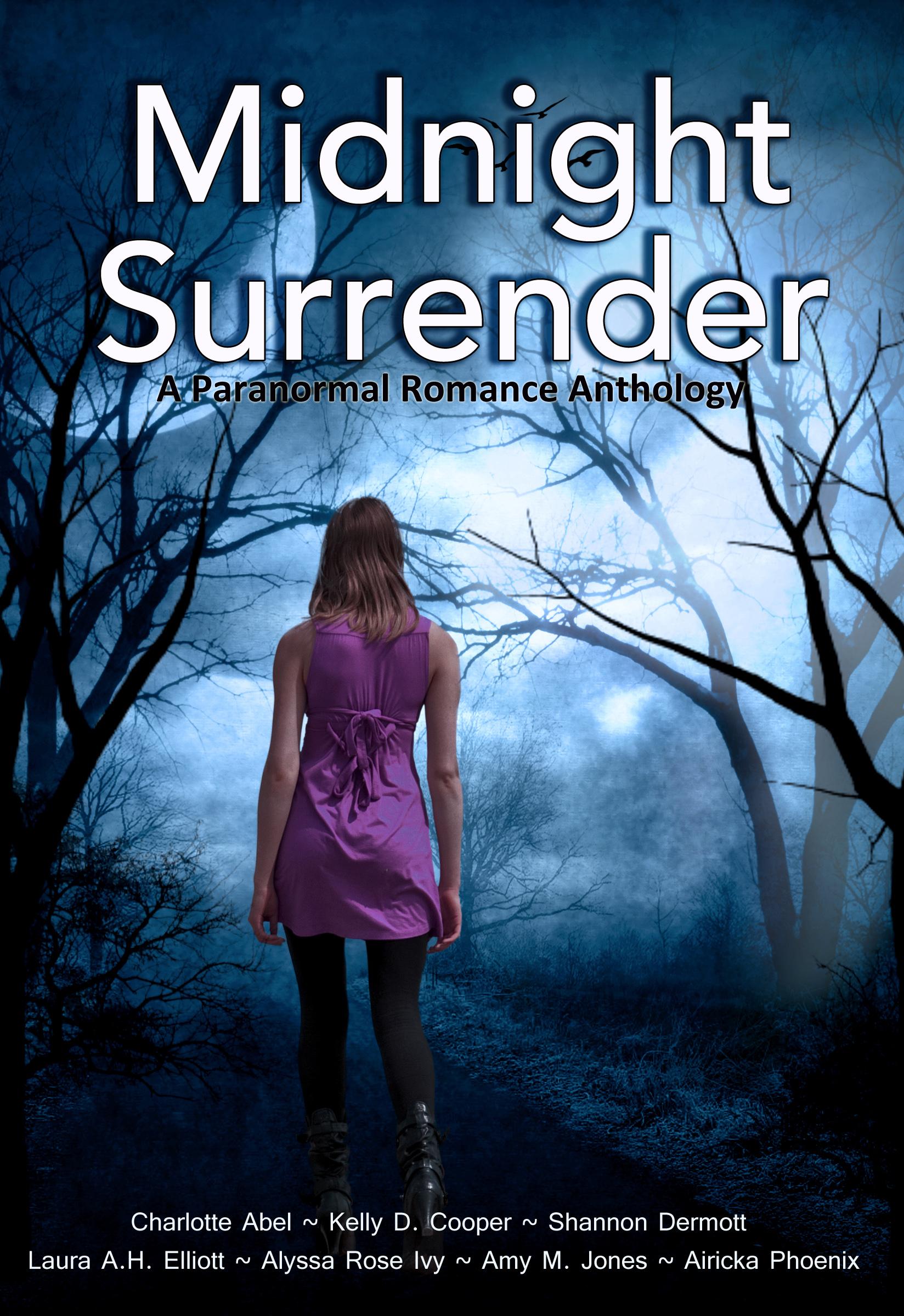 Smashwords – Midnight Surrender (A Paranormal Romance