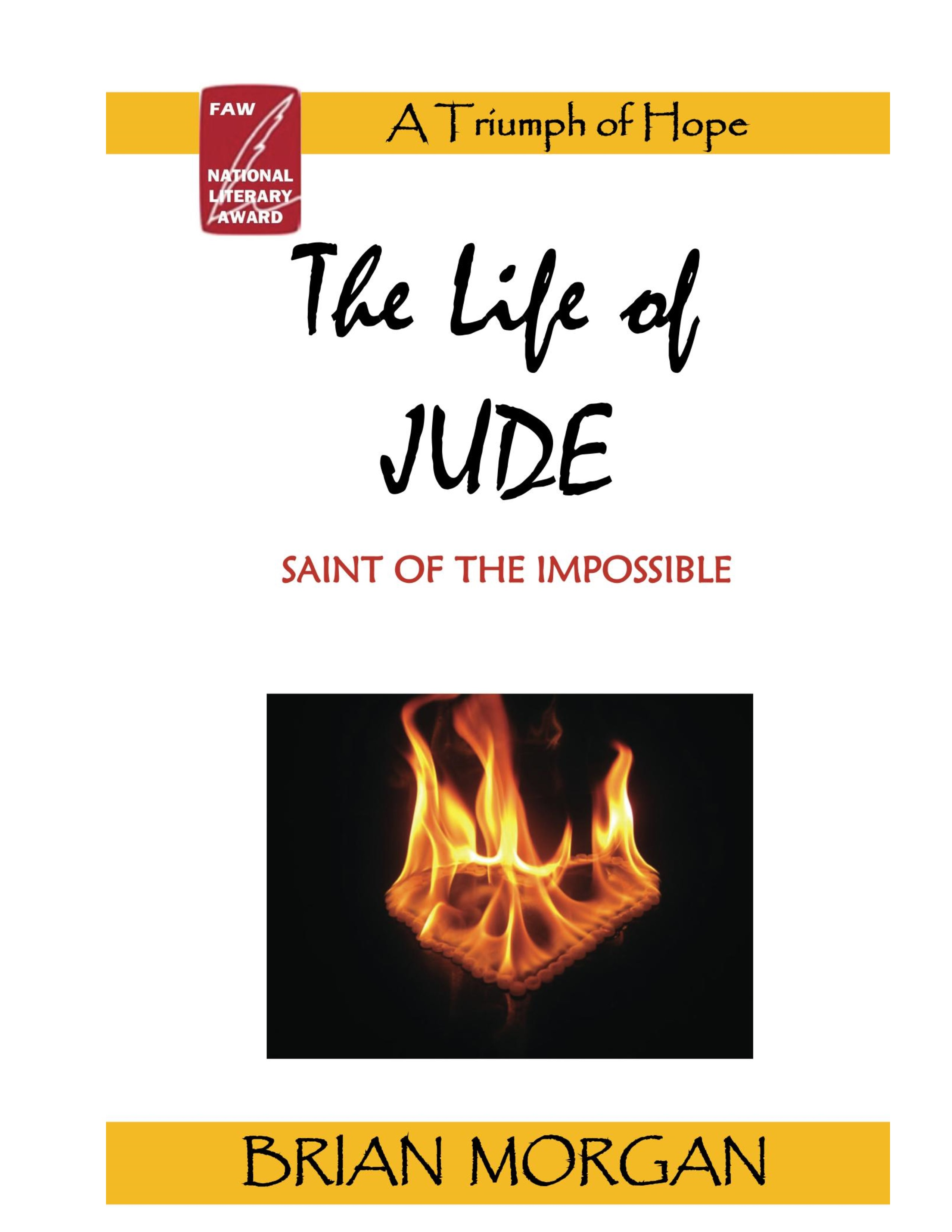 the life and stories of saint jude