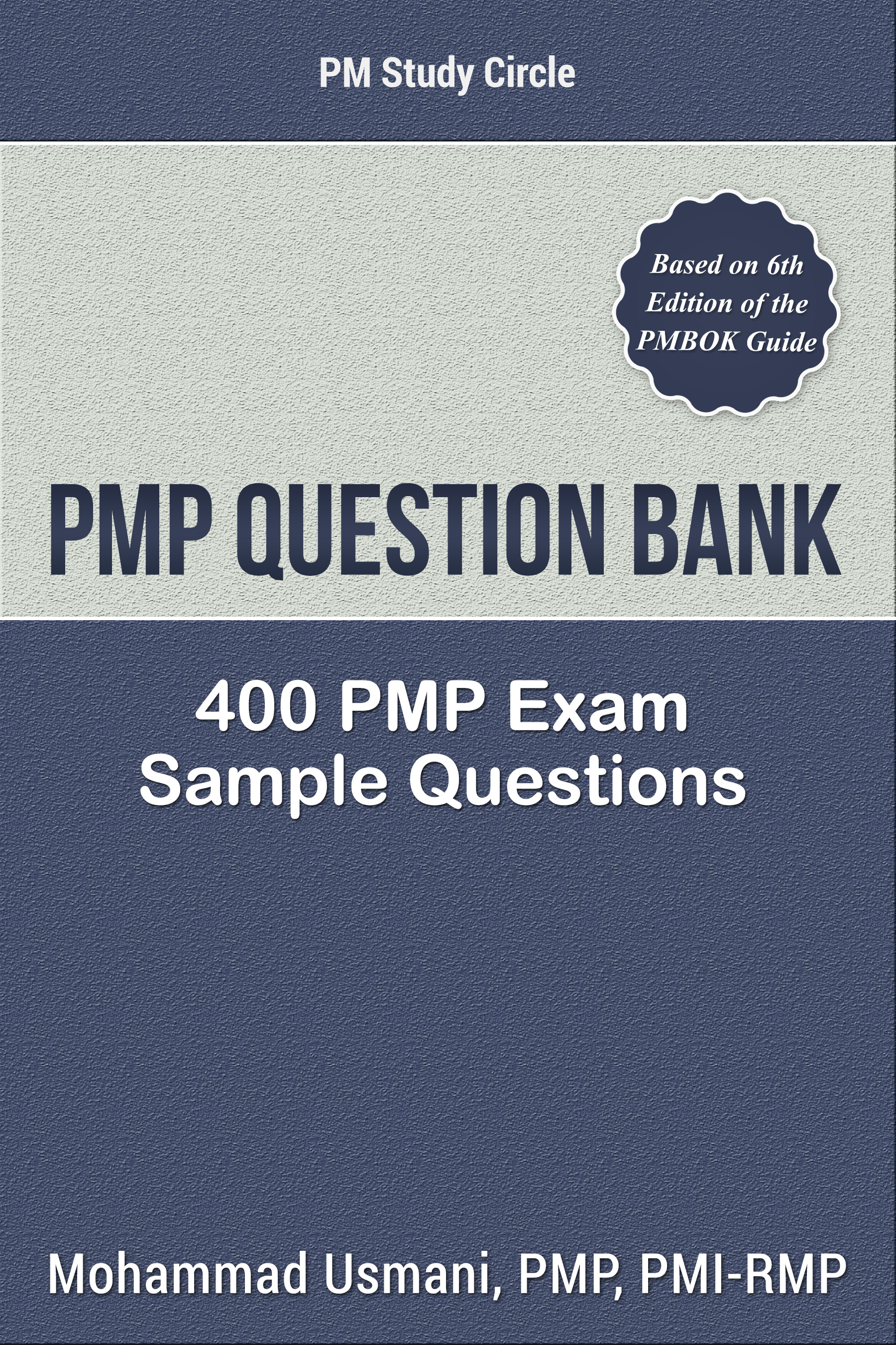 Smashwords Pmp Question Bank A Book By Mohammad Usmani