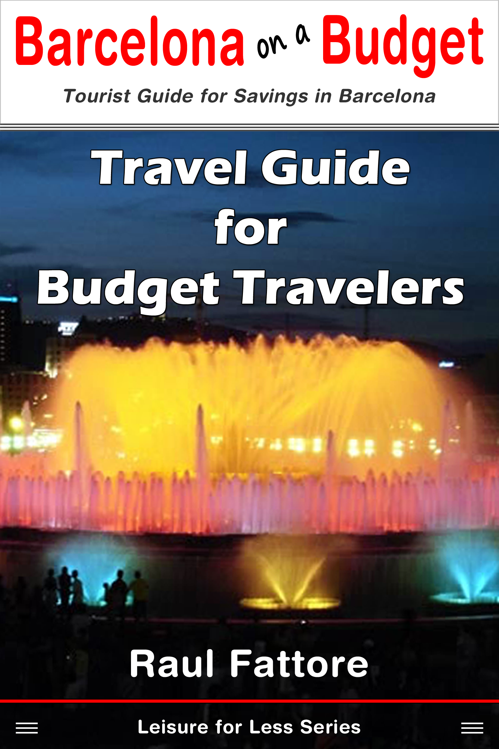 how to travel on a budget book