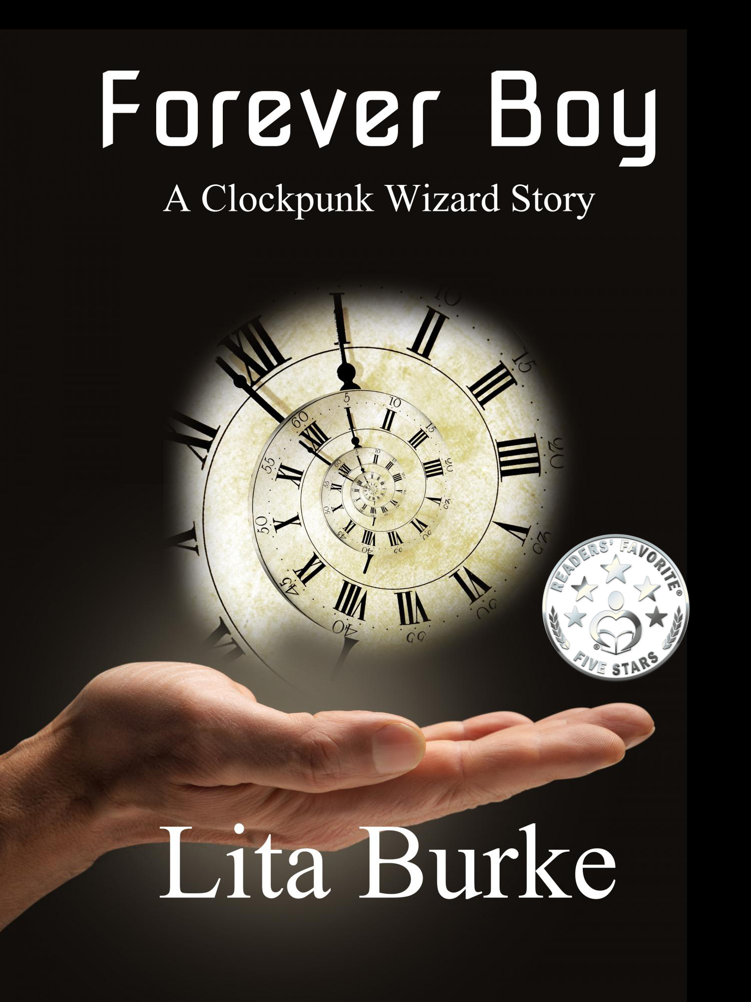 see clockpunk wizardry fantasy author lita