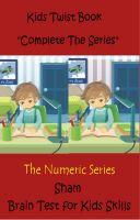 Sham - Kids Twist Book : Complete The Series