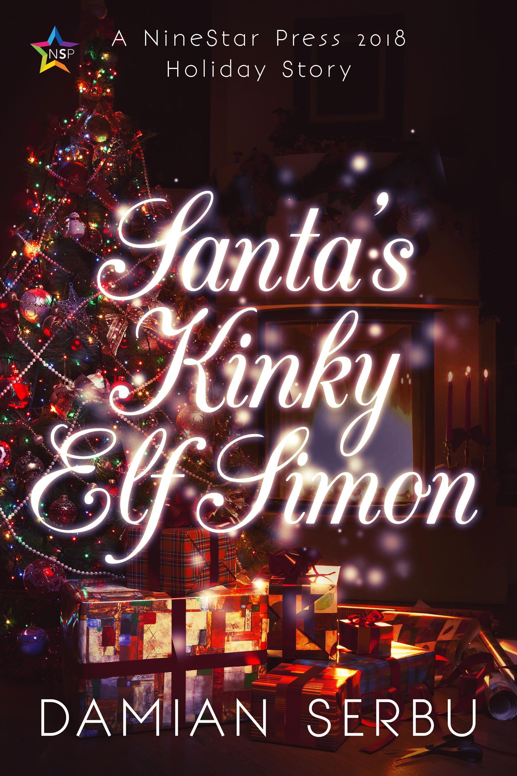 Smashwords – Santa\'s Kinky Elf, Simon – a book by Damian Serbu