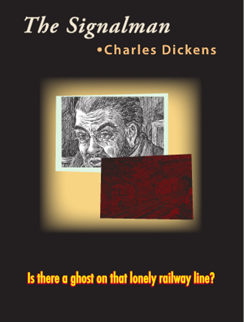 dickens story the signalman an analysis Dickens presents the struggling life of a dutiful signalman dickens emphasis upon the story, not the hero, only one hero completes the story by telling his dangers to the writer.