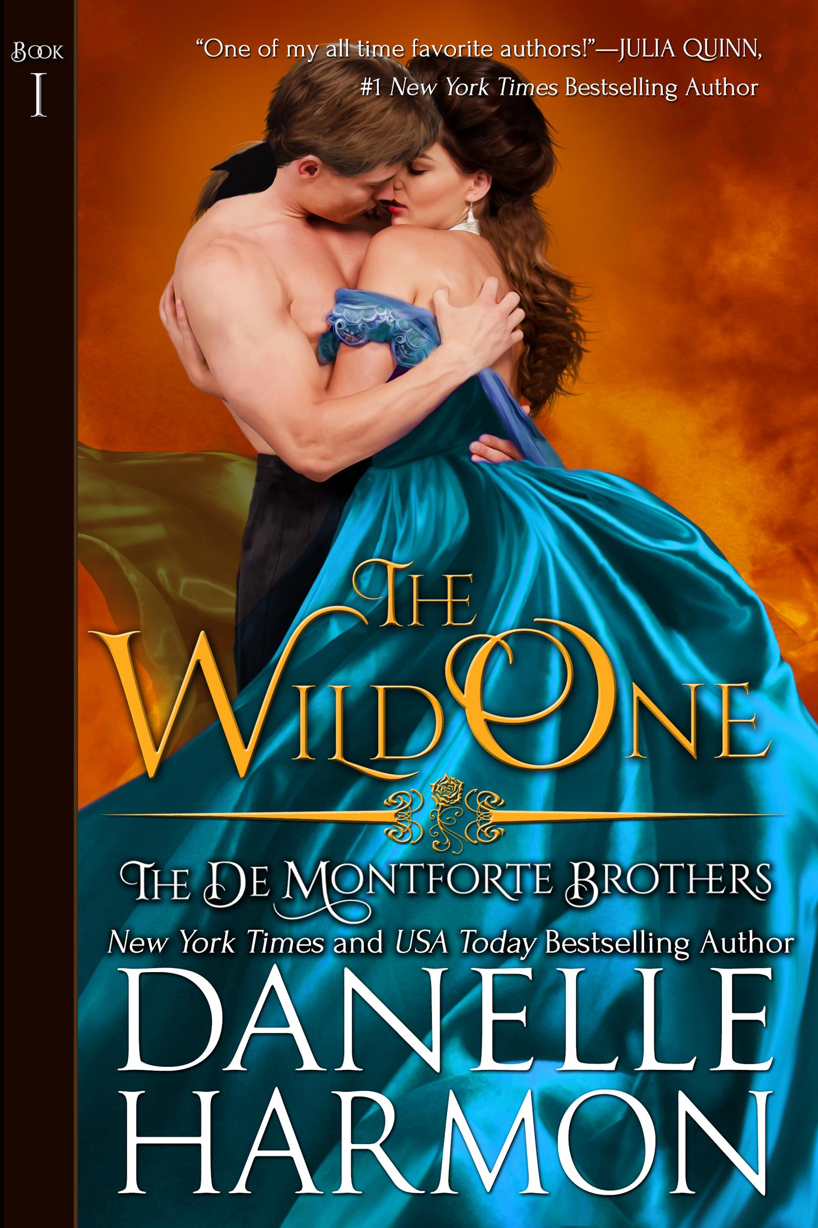The de montforte series – full length novels – danelle harmon.