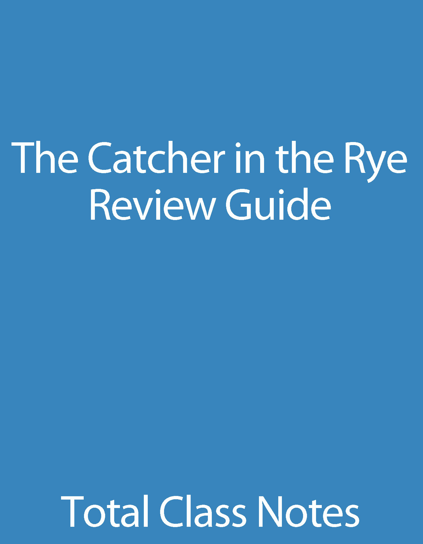 an analysis of literature characters in the novel the catcher in the rye by jd salinger