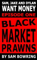 Black Market Prawns cover