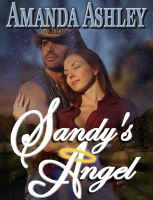Cover for 'Sandy's Angel'