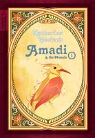 Cover for 'Amadi and the Phoenix'