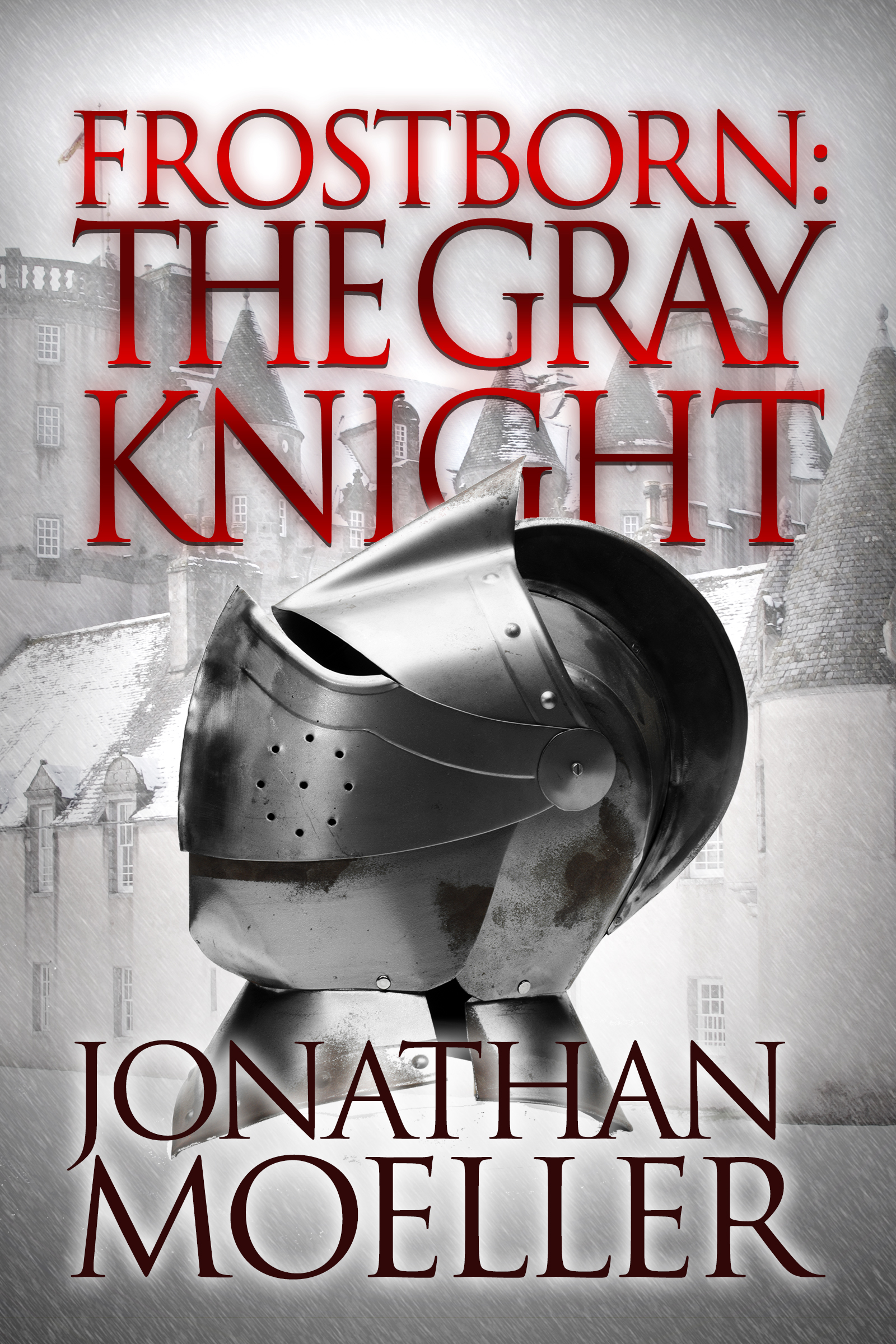 Frostborn: The Gray Knight (Frostborn #1) (sst-xxv)