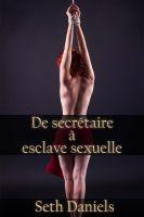 Seth Daniels - De secrétaire à esclave sexuelle: Une fantaisie BDSM