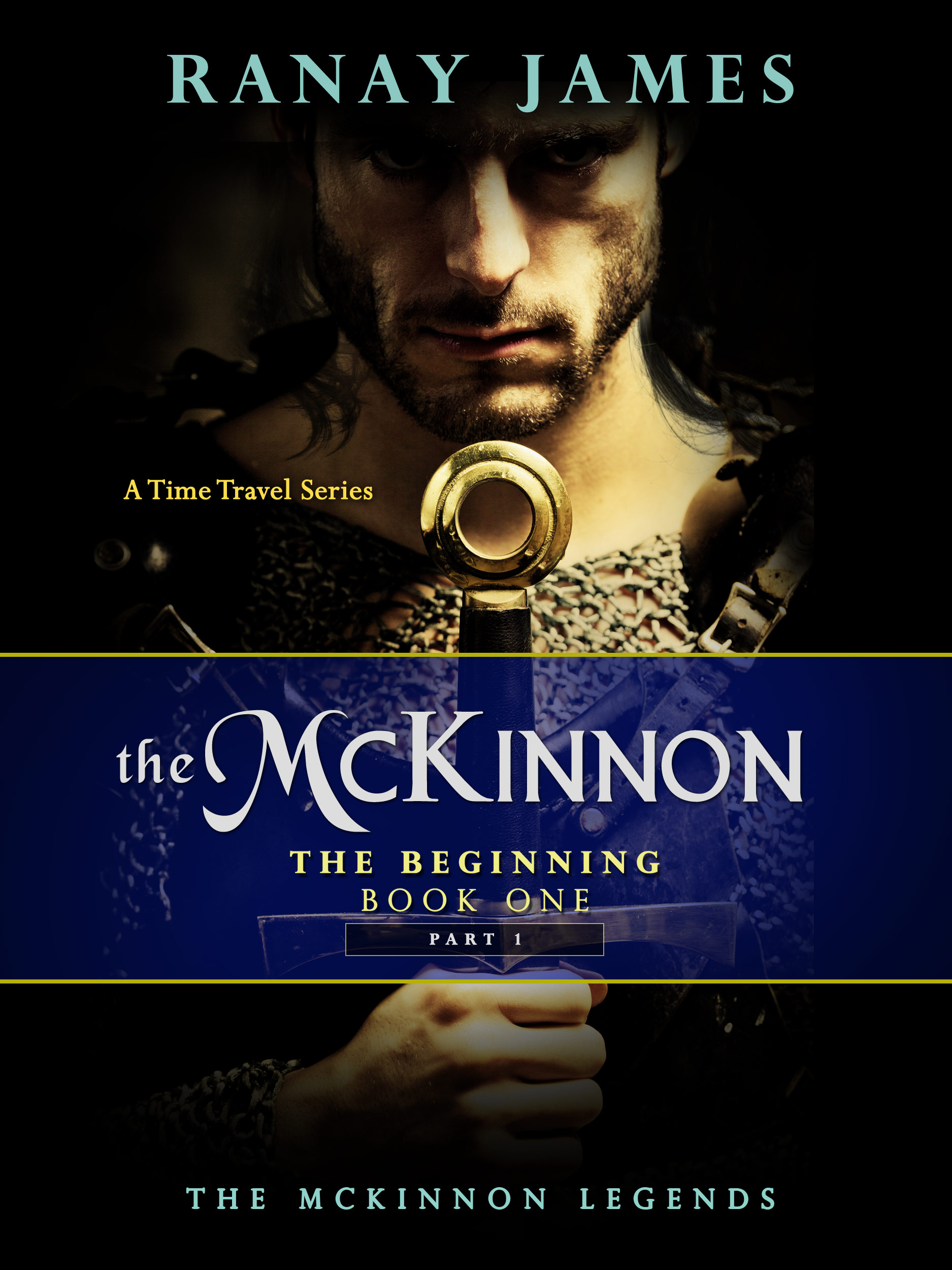 The McKinnon The Beginning: Book 1 – Part 1 The McKinnon Legends (A Time Travel Series)