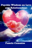 Cover for 'Psychic Wisdom on Love and Relationships'