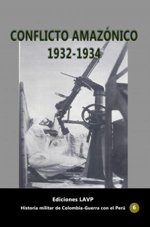Portada conflicto amazonico 1932-1934
