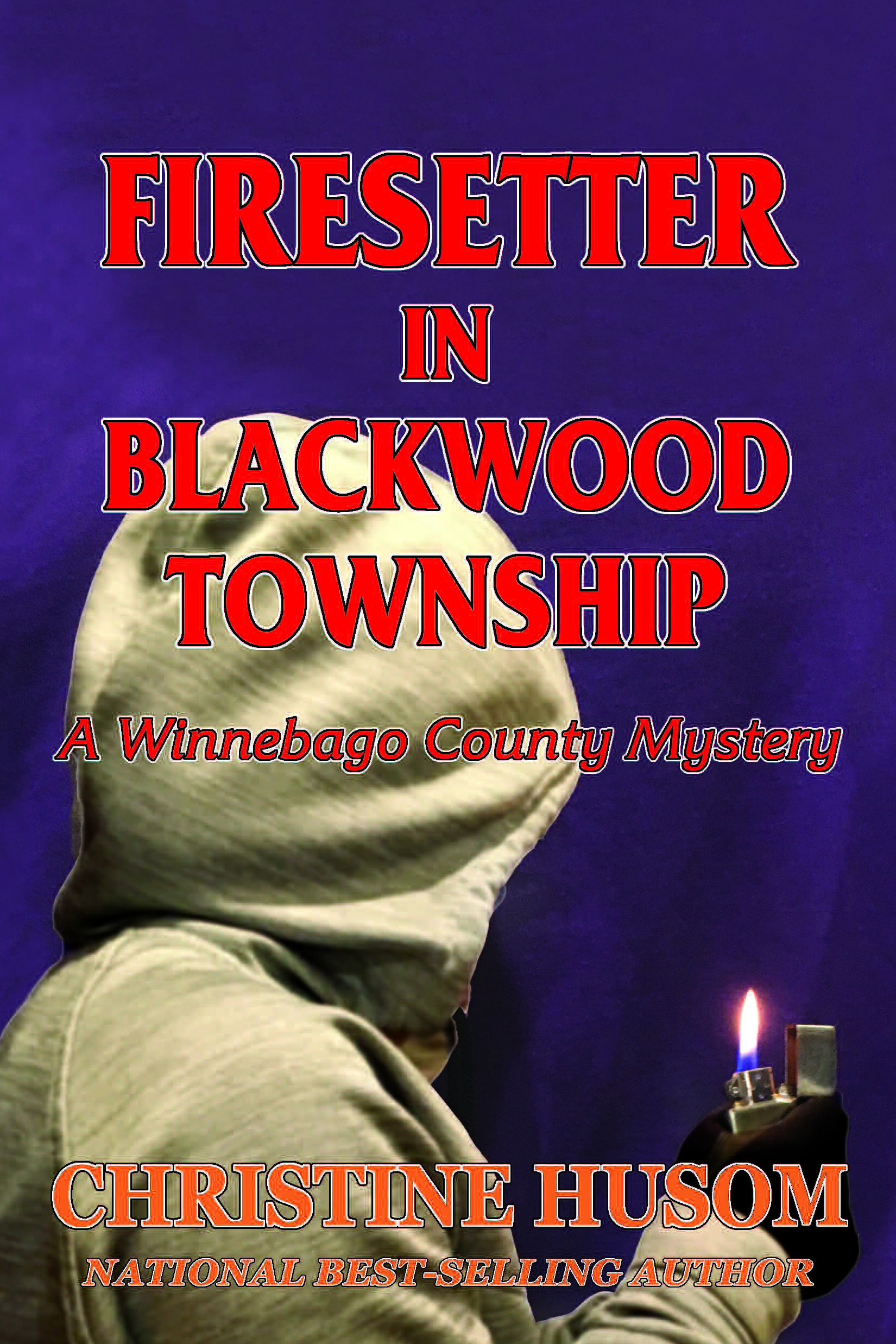 Murder in Winnebago County (Winnebago County Mystery Thriller Book 1)