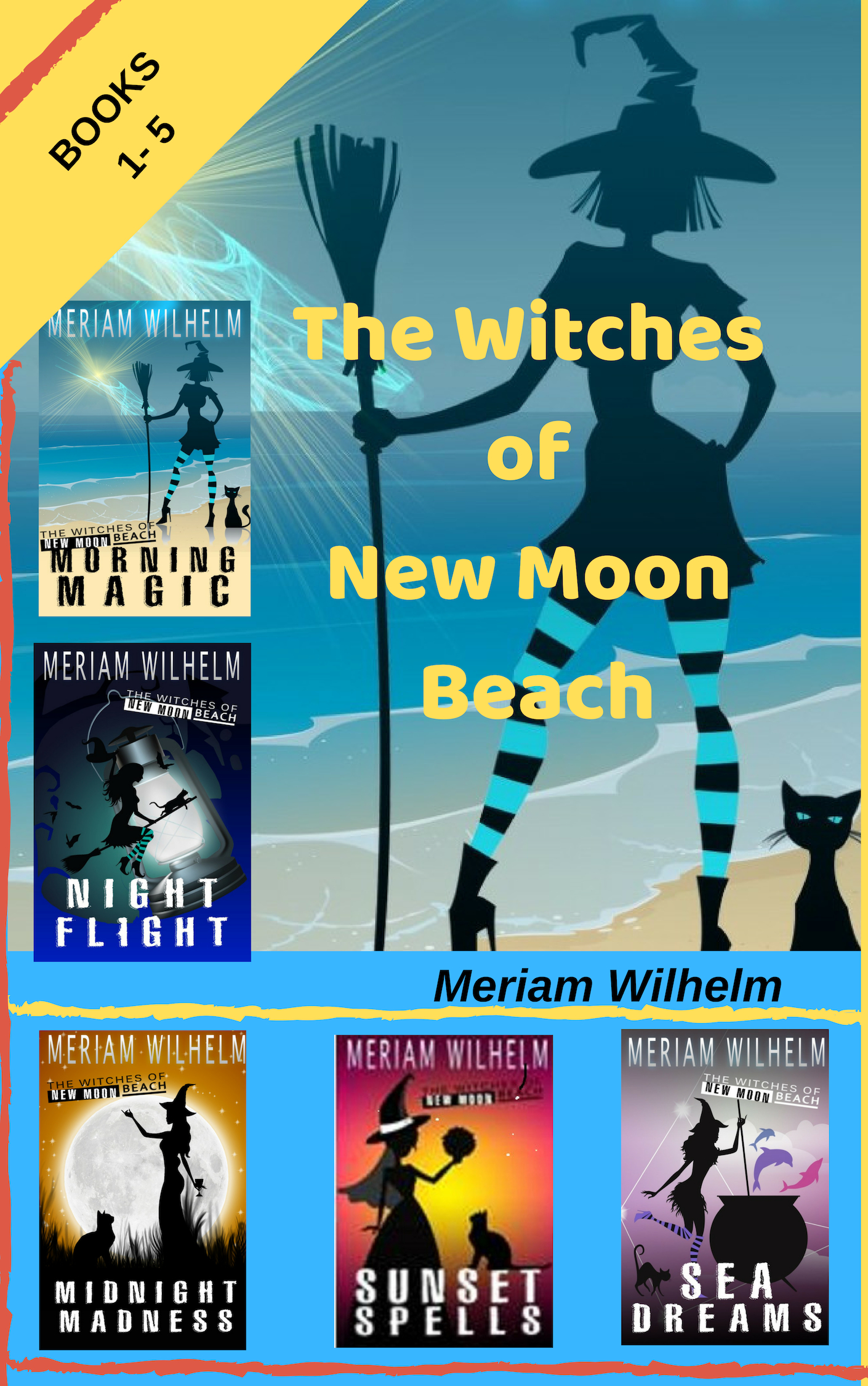 Download e-book The Touch Mysteries: Witches Touch