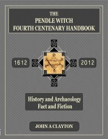 John Clayton - The Pendle Witch Fourth Centenary Handbook