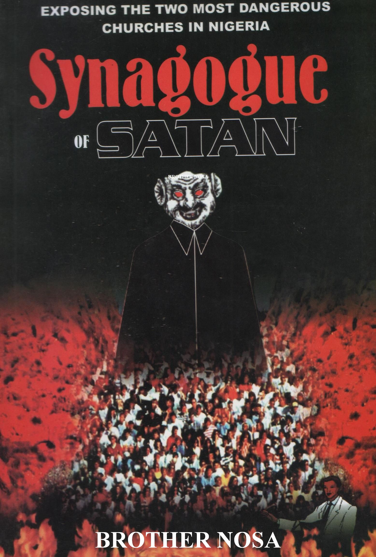 Synagogue Of Satan Book