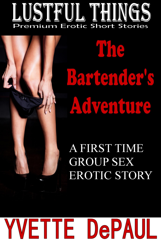 Erotic group bondage