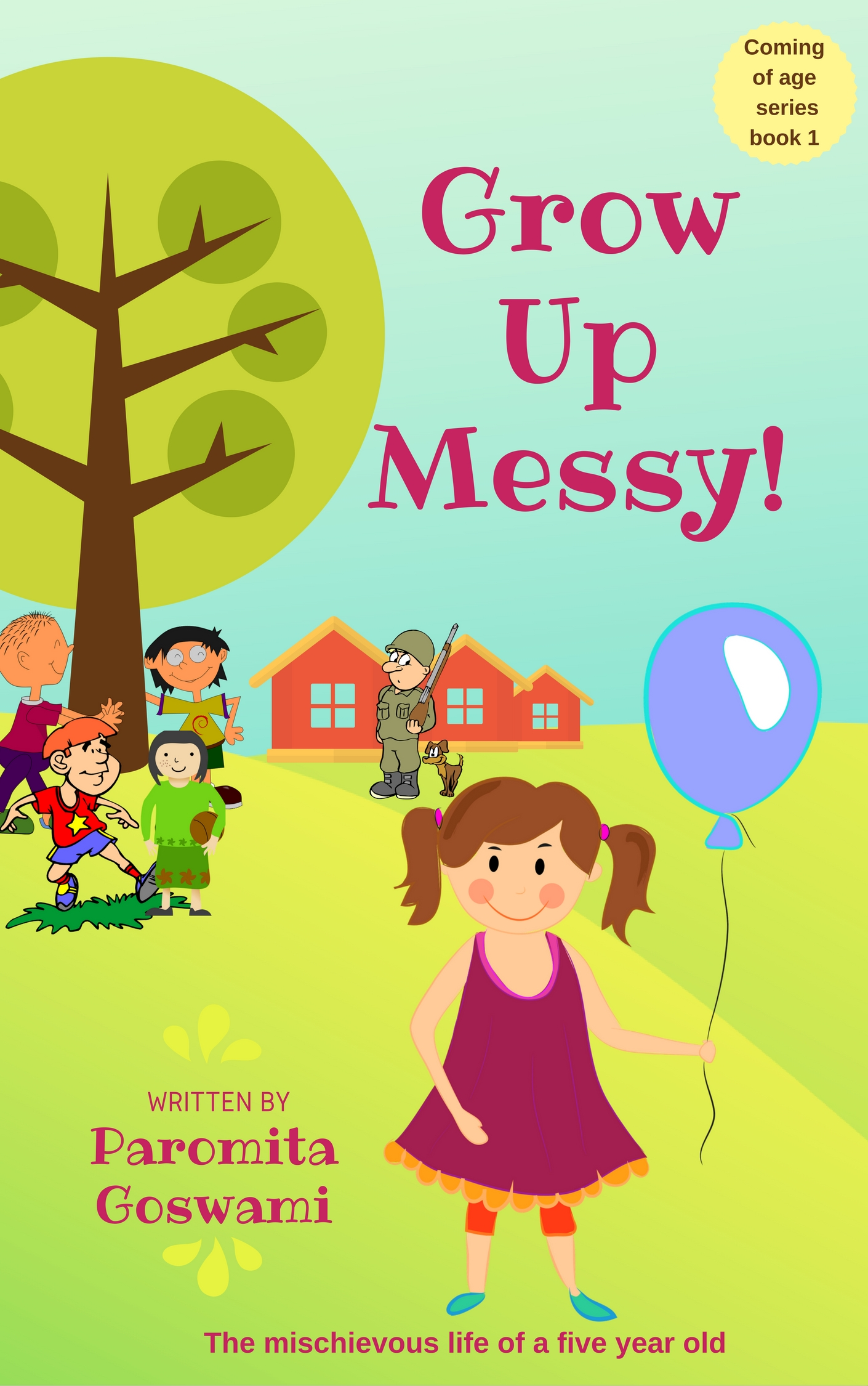 Image result for grow up messy
