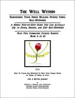Kristina Woodall - The Well Within -- Self-Hypnosis for Combating Fatigue